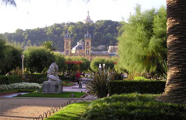 Jardins Alderdi Eder