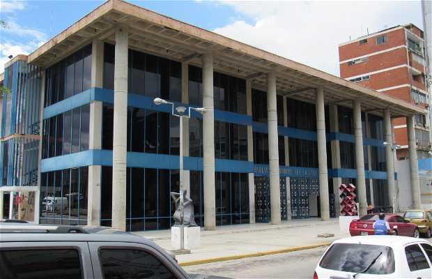 Biblioteca Manuel Feo La Cruz
