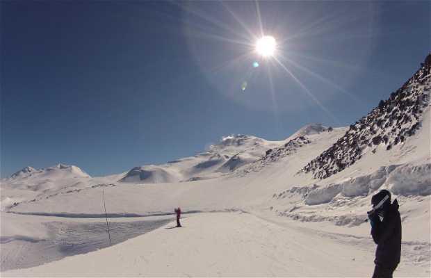 Nevados of Chillan