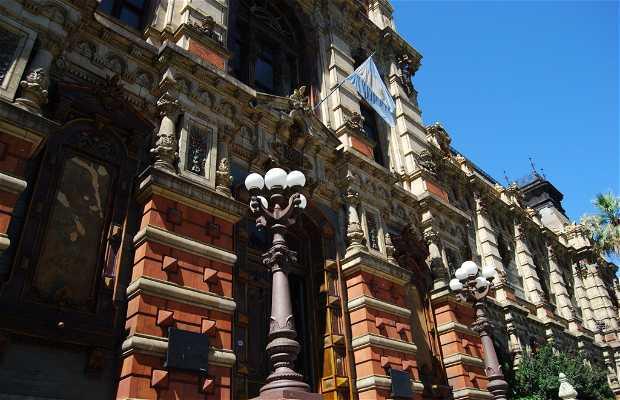 Palacio y Museo de las Aguas