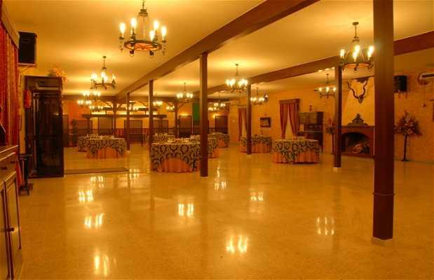 Salón de celebraciones y restaurante La Cabaña