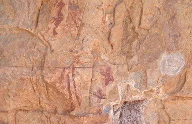 Pinturas rupestres de Mas d' en Ramon Besso