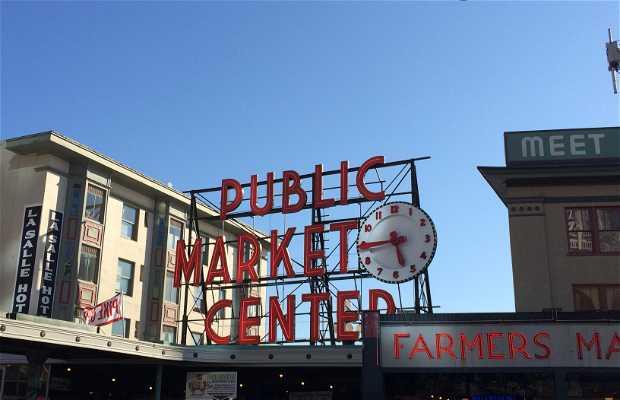 Marché de Pike Place