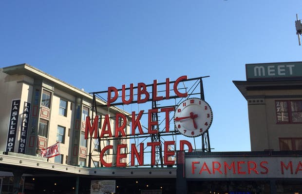 Mercado Pike Place