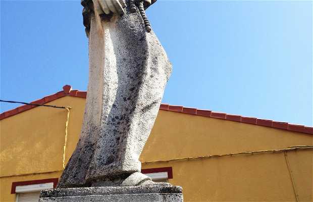 Monumento a Fray Pablo de Colindres