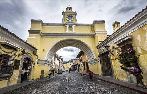 Arco di Santa Catalina