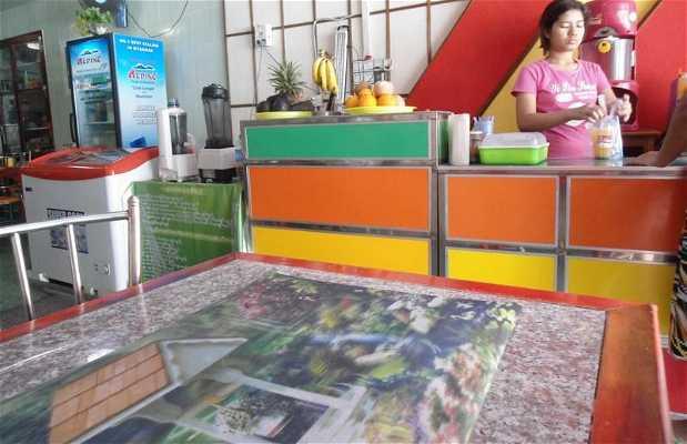 Organic food & cool Drinks