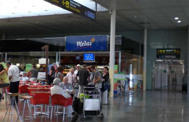 Aeroporto del Prat di Barcellona