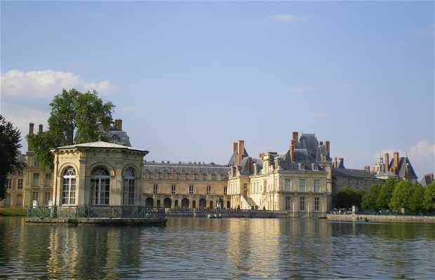 Palacio de Fontenebleau
