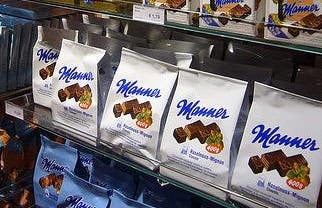 Chocolaterie de Manner