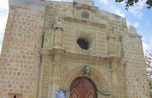 San Matias de Jalatlaco