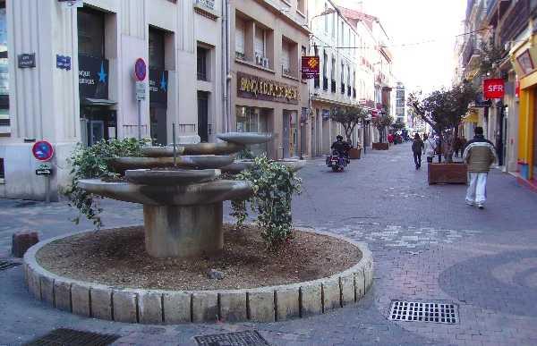 Calle General de Gaulle