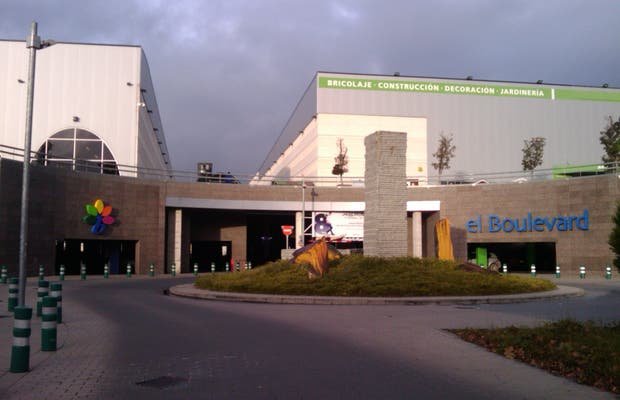 El Boulevard Shopping Centre