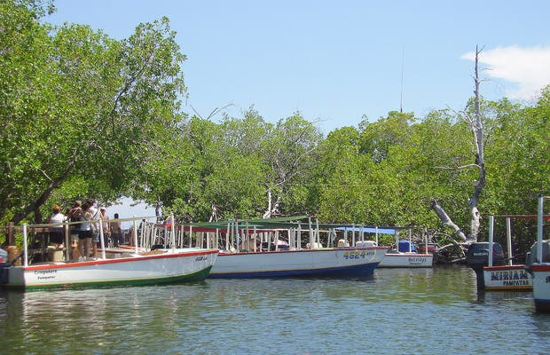 Pier of Indio Marín