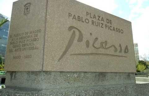 Plaza de Pablo Ruiz Picasso
