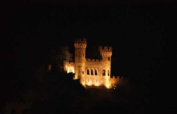 Crique de el castell