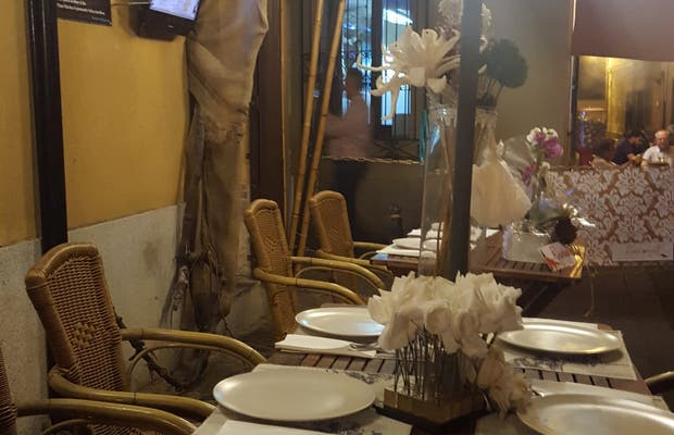 Restaurante Zascandil