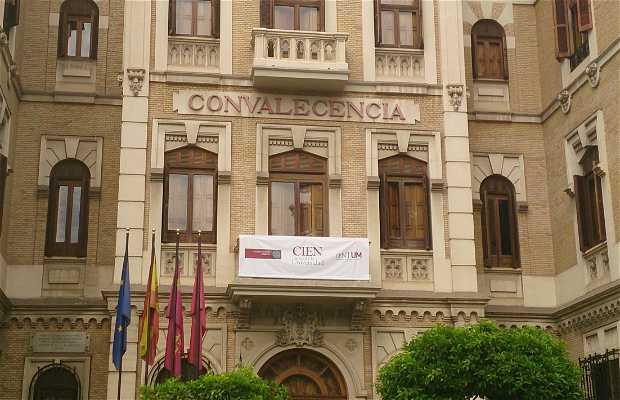 Edificio de la Antigua Convalecencia