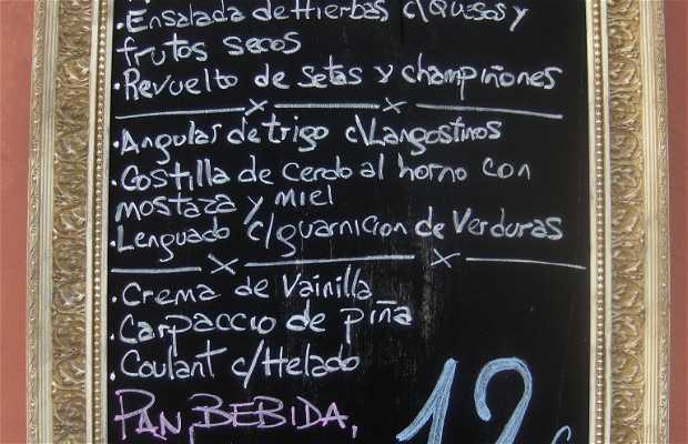 Restaurante Pepita Pulgarcita