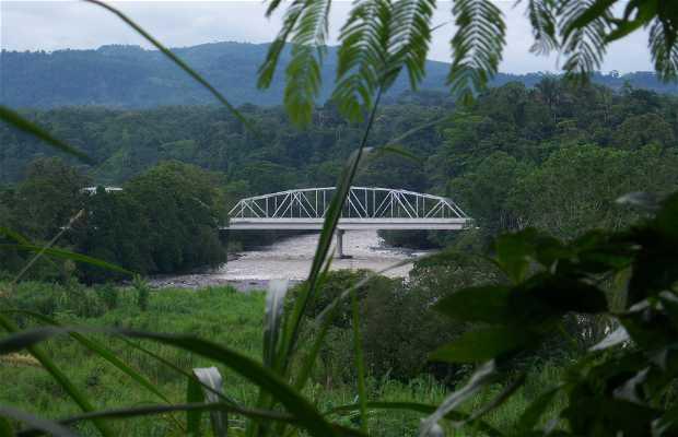Bridge Road to Panama