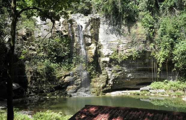 Cachoeira El Saltón