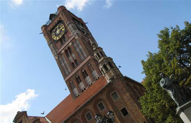 Town Hall of Torun