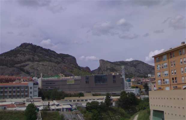 Il centro commerciale Alzamora