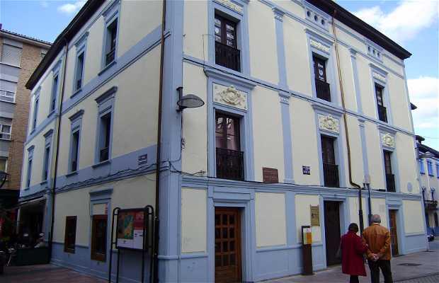 Casa de los Fernández de Miranda