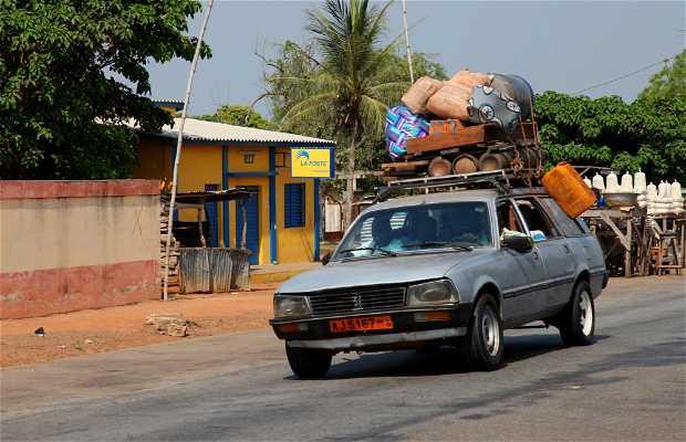 Circuit Bénin-Togo