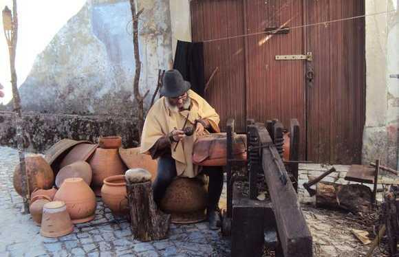 Medieval Fair at Aljubarrota