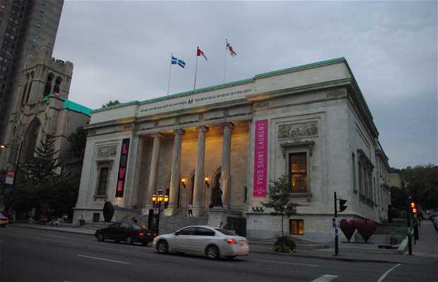 Museo de Bellas Artes de Montréal