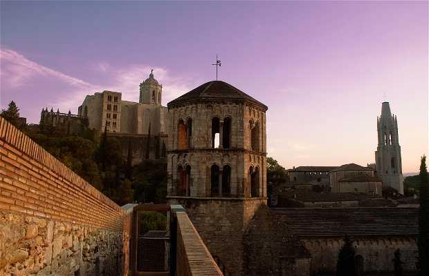 Cinta muraria di Girona