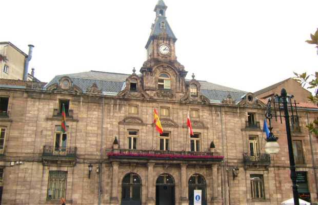 Palais municipal Mairie et office de tourime