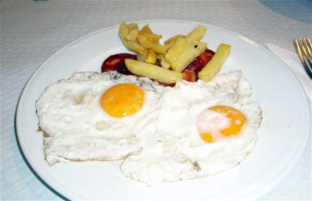 Restaurante La Balastera