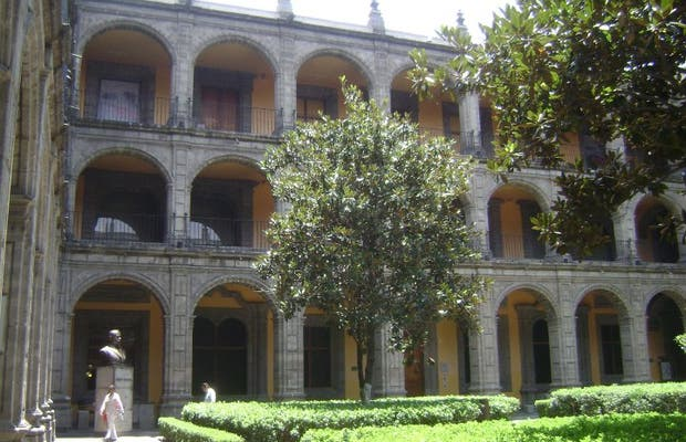 Former College of San Idelfonso