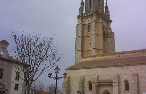 Collegiate Church of San Miguel