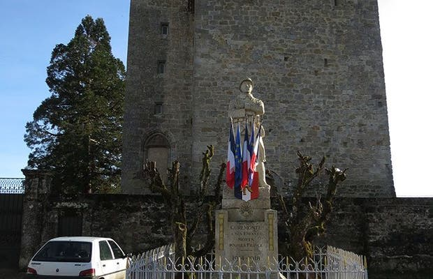 Monument aux Morts de Curemonte