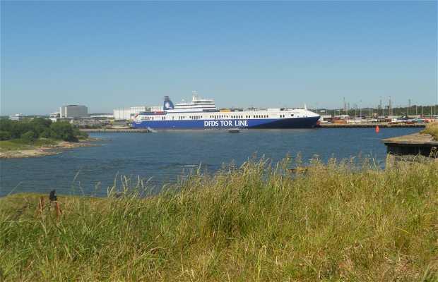Gothenburg Ferry