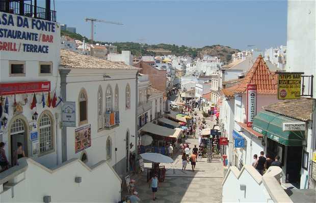 Albufeira Old Town (Monte Choro)