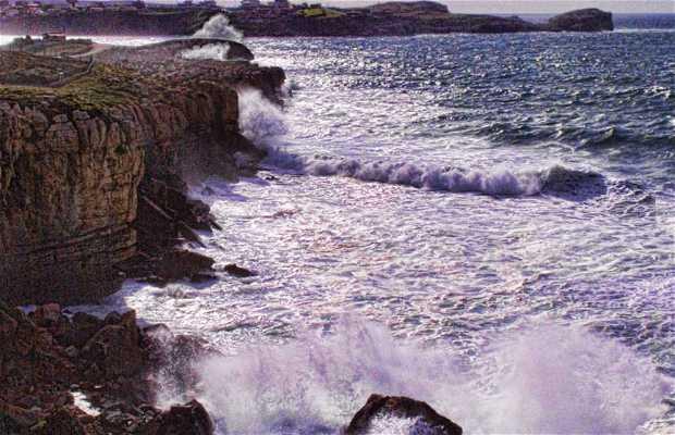 Cuchia cliffs