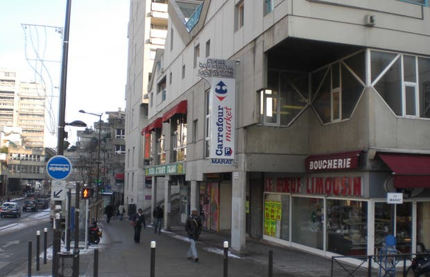 Centro comercial Hachette Marat