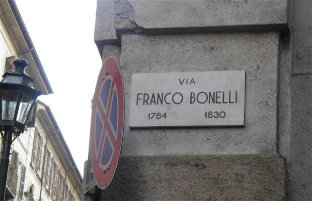 Via Franco Bonelli