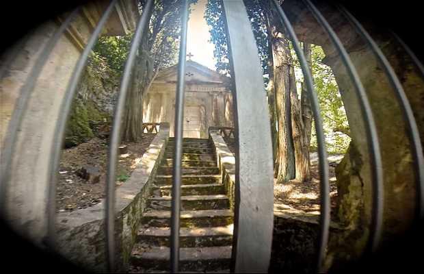 Capilla Funeraria de la FAMILLE TOMASI