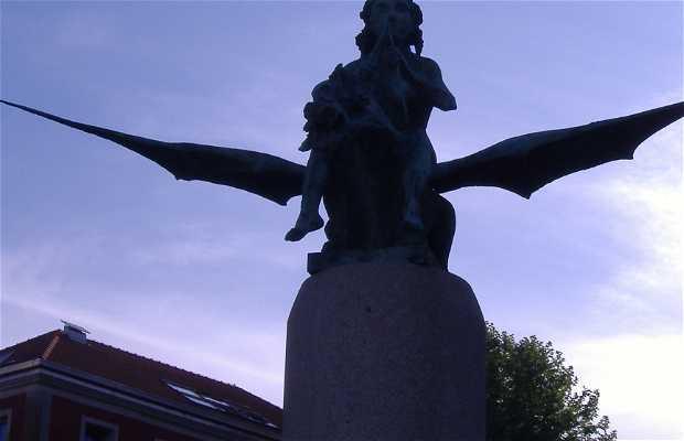 Monument aux Troubadours