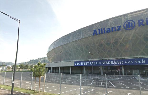 Estadio Allianz Riviera