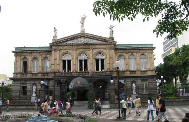 Teatro Nazionale di San Josè in Costa Rica