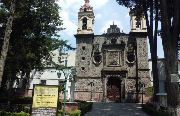 Parroquia de San Juan Evangelista y Santa María de Guadalupe