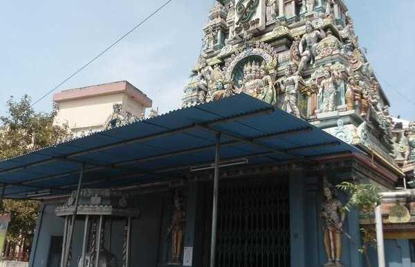 Templos hindous de Pondichéry