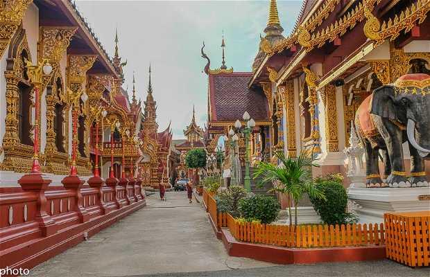 Templo Wat Saen Muang Mai Luang