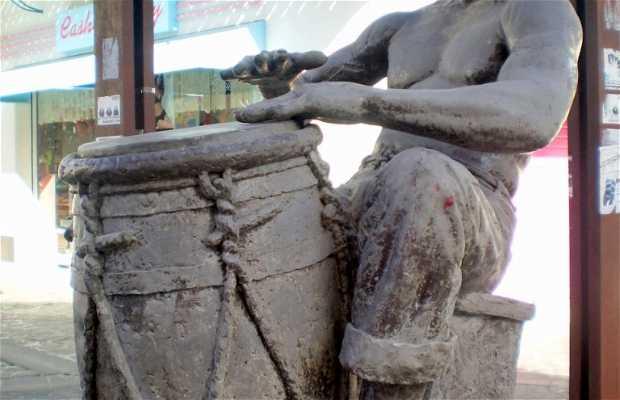Statue of Vélo